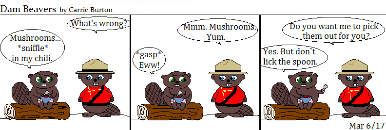 Mushrooms Suck