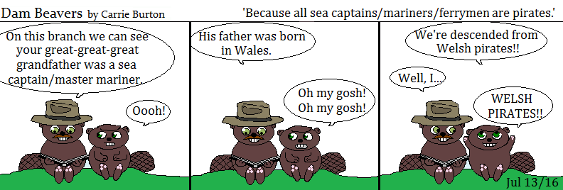Welsh Pirates
