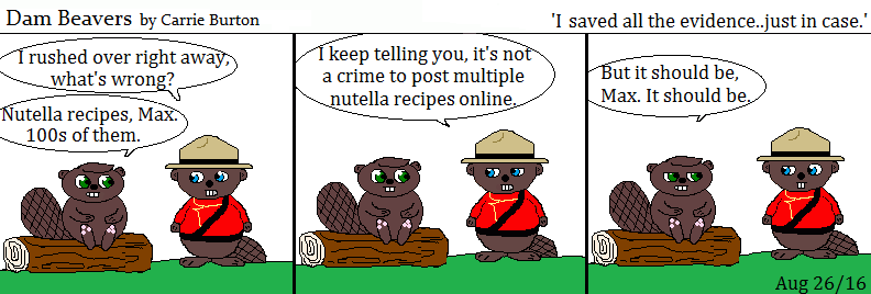 Nutella Crimes